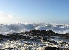 Tempête L'Ile-d'Yeu 85350 Tempête Carmen à L'Ile-d'Yeu