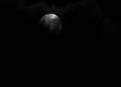 Ciel Cergy-Pontoise 95310 Toute première Pleine Lune 2018