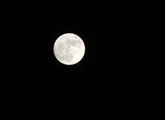 Ciel Menucourt 95180 1er pleine lune 2018