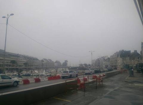 Le Pouliguen 13h58 pluie
