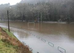 Pluie Tulle 19000 Inondation à Tulle