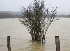 Pluie Vitrey-sur-Mance 70500 Innondation