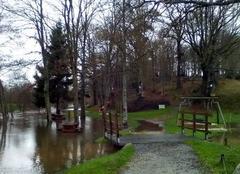 Pluie Gorron 53120  la Colmont dans tous ses états  à GORRON 2