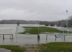 Pluie Neufchateau 88300 Inondation