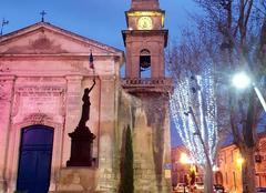 Ciel Fontvieille 13990 Village de Provence