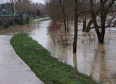 Pluie Joeuf 54240 Inondations à Joeuf 54240