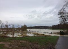 Pluie Herbeviller 54450 Inondations