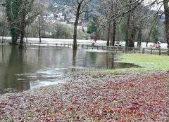 Pluie Vayrac 46110 Débordement