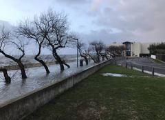 Tempête Andernos-les-Bains 33510 Ça souffle