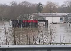 Insolite Saint-Mihiel 55300 Camping Saint mihiel (55) sous les eaux