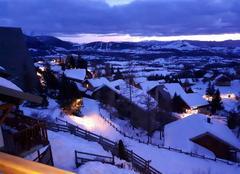 Neige Saint-Michel-de-Chaillol 05260 Les Alpes du Sud