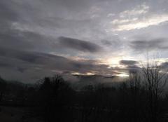 Ciel Le Vigan 30120 Après la pluie...