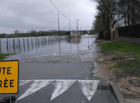 Inondations janvier 2018