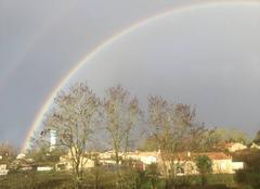 Ciel Saint-Cyr-en-Talmondais 85540 Arc en ciel
