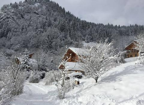 L'hiver au Cernix !!!