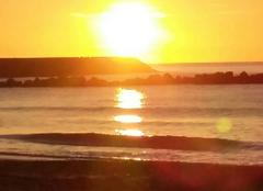 Mer Palavas-les-Flots 34250 Soleil levant