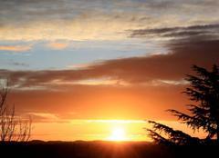 Ciel Saint-Lezer 65500 Ciel de St Lézer ce Lundi 15 Janvier 2018 à 08h 45.