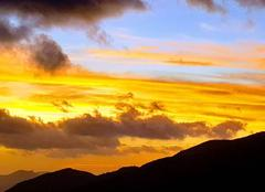 Ciel Altagene 20112 Coucher de soleil Altagene