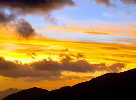 Coucher de soleil Altagene