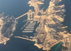 Mer Saint-Cyr-sur-Mer 83270 Le Frioul vue aérienne