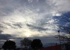 Ciel Romans-sur-Isere 26100 Soleil couchant