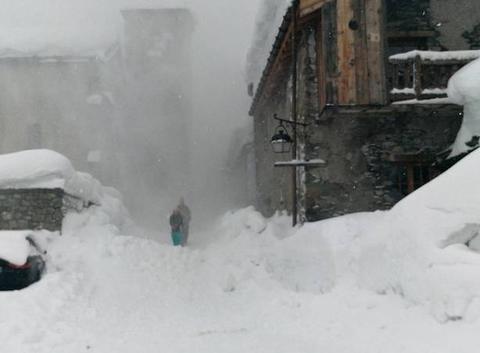 Canon avalanche