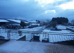 Climat Dugny-sur-Meuse 55100 Reveil sous la neige