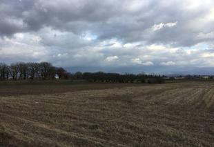 Nuages Mours-Saint-Eusebe 26540 Passages nuageux très denses ce matin en terres moursoises