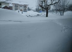 Neige Fontcouverte-la-Toussuire 73300 Mut
