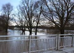 Pluie Condat 15190 Innondation Hénaménil