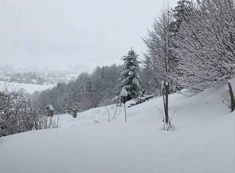 Autrans sous la neige