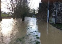 Pluie Vantoux 57070 Crue