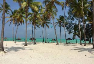 Vent Zanzibar Island paradise