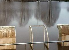 Pluie Blanzy 71450 Inondations en sud Bourgogne