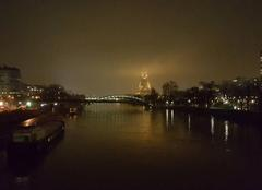 Pluie Paris 75000 Brouillard et Bruine