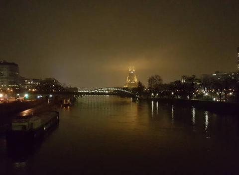 Brouillard et Bruine