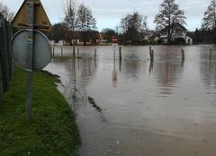Pluie Toutainville 27500 Inondation