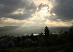 Ciel Triel-sur-Seine 78510 Rayon de soleil