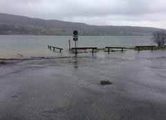 Pluie Les Grangettes 25160 Inondations