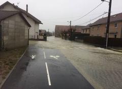 Pluie Doubs 25300 Inondations