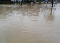 Pluie Fontaine-le-Dun 76740 Innondations