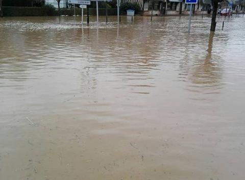 Innondations