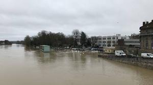 Pluie Lagny-sur-Marne 77400 Inondation