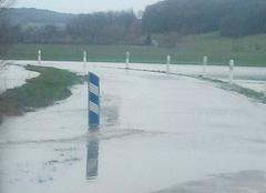 Catastrophe Seigny 21150 Inondations