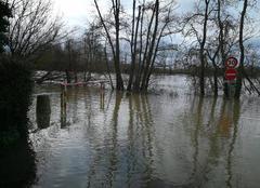 Pluie Saint-Aubin-sur-Yonne 89300 Inondations