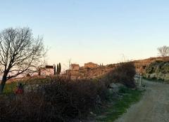 Ciel Sant-Antonino 20220 Sur la route du cimeterre