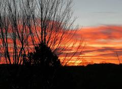 Ciel Saint-Maurice-Colombier 25260 Retour du soleil