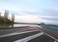 Pluie Champigny 89340 Crue