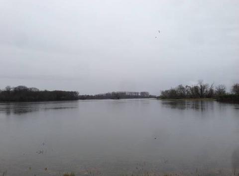 Inondations dans le Ried
