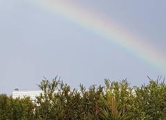 Ciel Saint-Martin-de-Crau 13310 Arc en ciel
